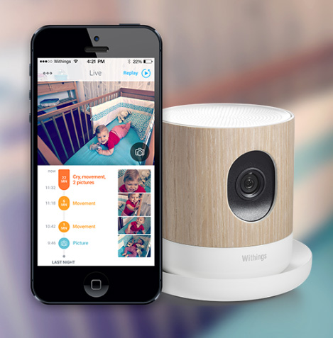 Camera Home Withings