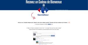 Bon Cadeau Carrefour