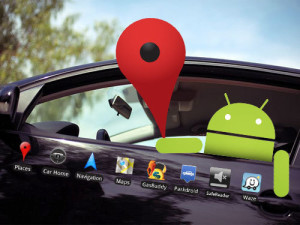 google-android-voitures