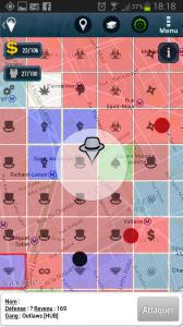 City Domination- Screenshot