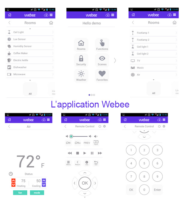 application-webee-maison-connectee