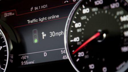 AUDI Traffic Light Assist, ou comment avoir tous les feux au vert