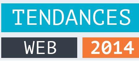 Les tendances webdesign de 2014