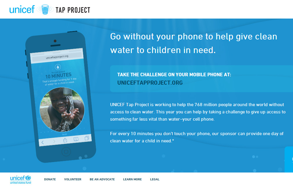 unicef-tap-project