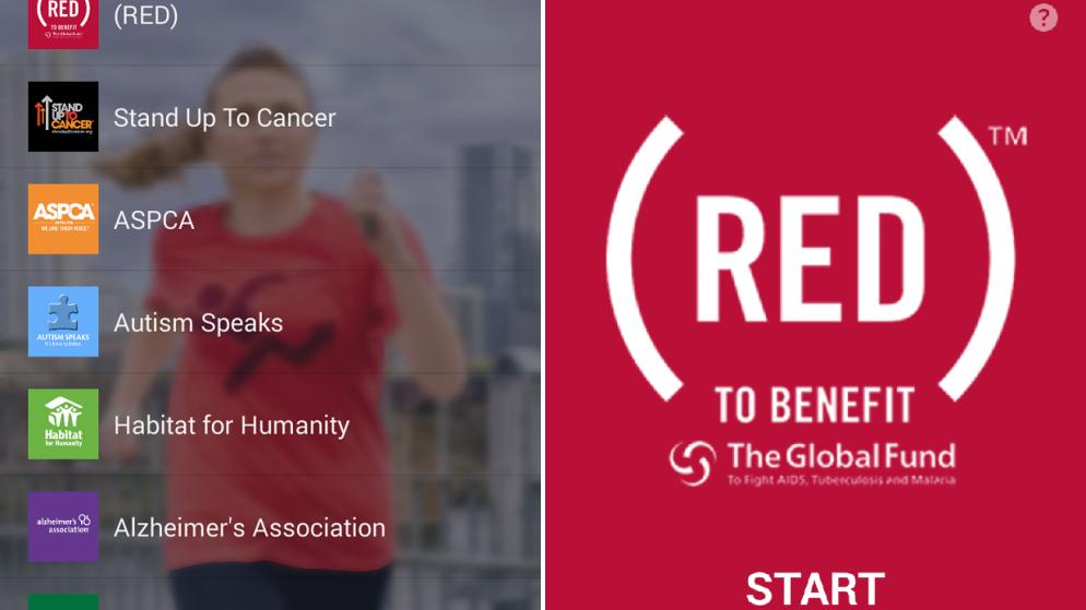 Charity Miles : application pour financer une ONG en … courant!