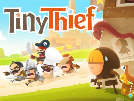 Application mobile : Tiny Thief revient !