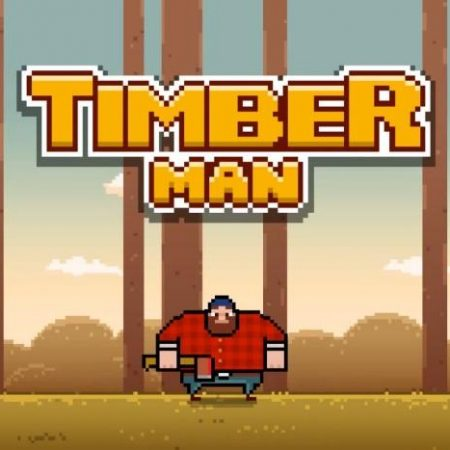 Timberman, le nouveau jeu addictif dans le sillage de Flappy Bird