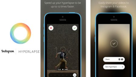 Instagram HyperLapse : créer des TimeLapse avec votre Smartphone !