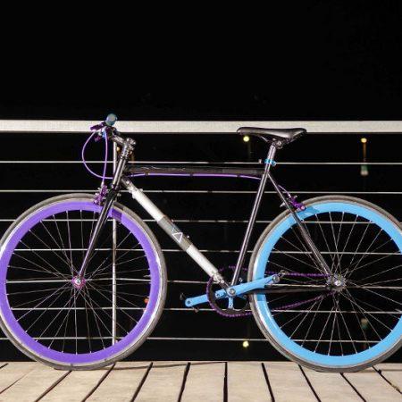 Projet Yerka : un vélo Fixie inviolable, ou presque !