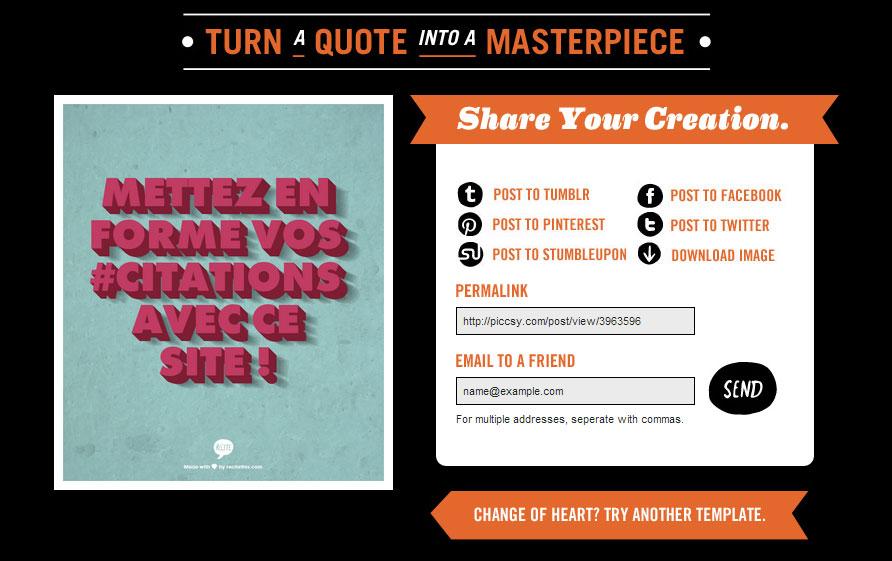 Recite This : outil pour créer des citations