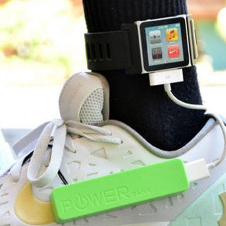 Smart Shoes : recharger votre Smartphone en marchant !