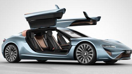 Quant e-Sportlimousine : la voiture qui carbure à… l'eau de mer !