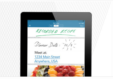Application Livescribe Plus