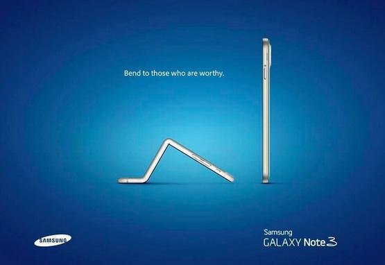 BendGate Samsung