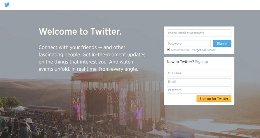 Design Twitter 2013