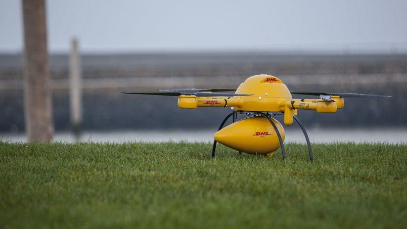 DHL Livraison Drone