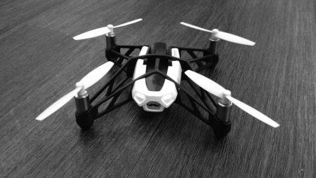 Rolling Spider : Test du mini drone de PARROT
