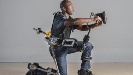 FORTIS : un Exosquelette pour rendre l'homme 20 fois plus productif !