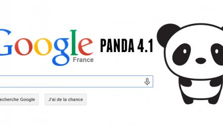 Google Panda 4.1 : Mise à jour algorithmique en cours de déploiement