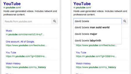 Ajouter une barre de recherche Google sous votre site dans les résultats de recherche