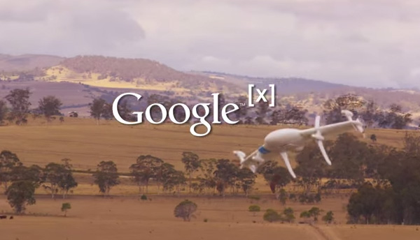 Google X Projet Wing