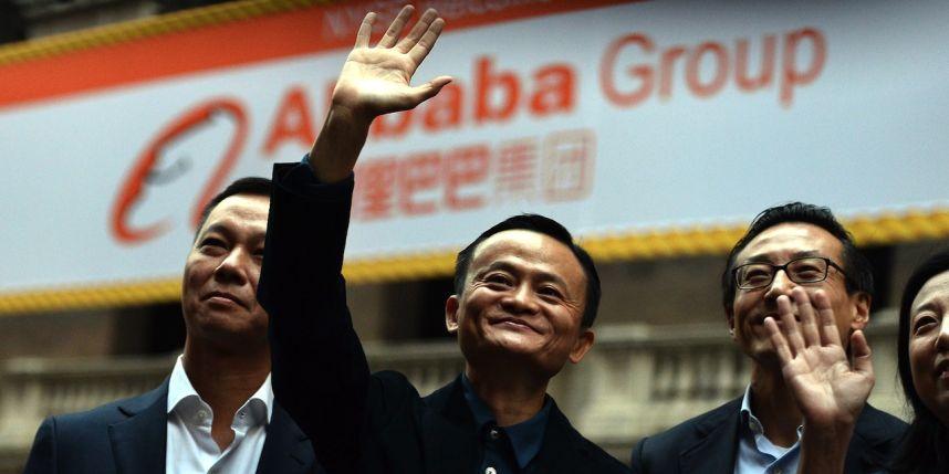 Jack Ma Alibaba Gorup