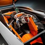 Intérieur Lamborghini Egoista