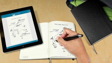 Livescribe : le Smartpen et son bloc note connecté à votre tablette