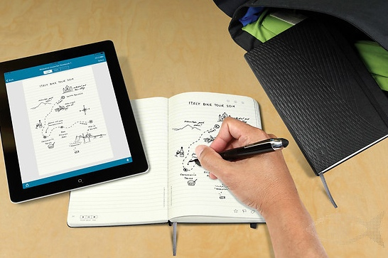 Livescribe Bloc Note