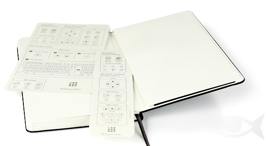 Bloc Note Livescribe