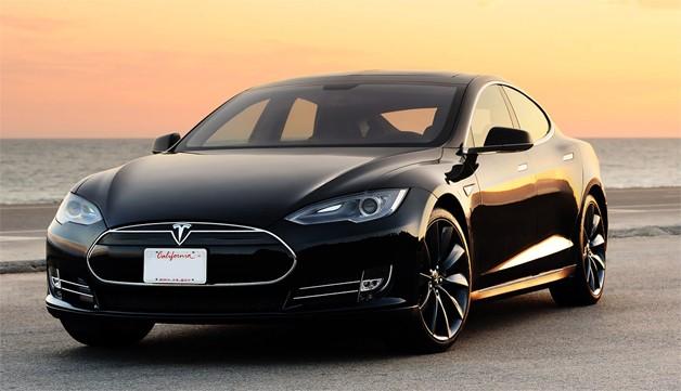 Nouvelle Tesla S