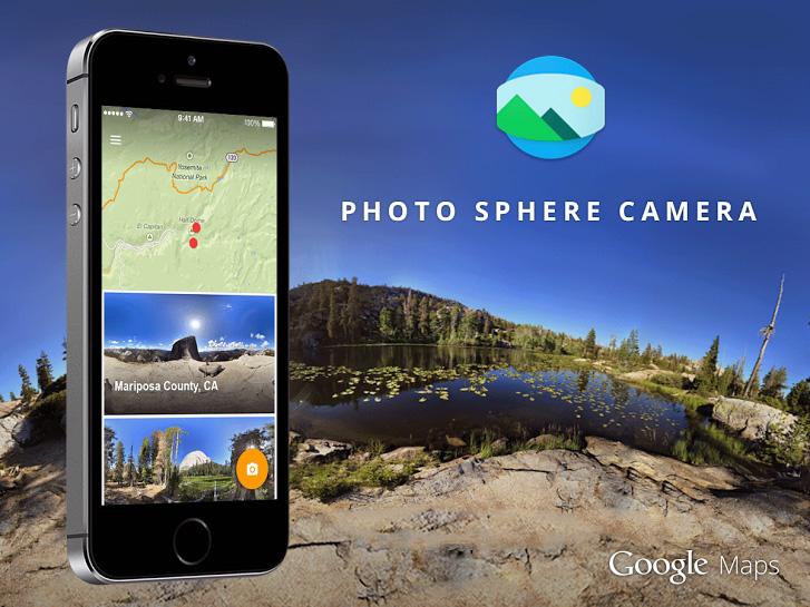 Photo Sphere Camera Google