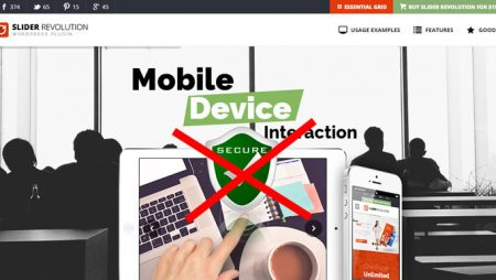 Faille de sécurité Plugin Revolution Slider sur WordPress : Themeforest réagit