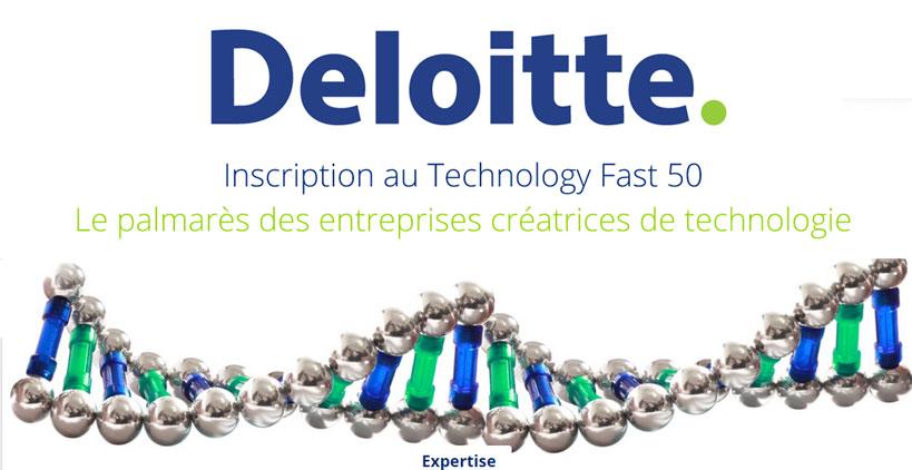 Technology Fast 50 Deloitte