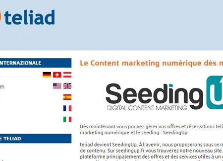SeedingUp : Teliad change de nom après sa pénalité !