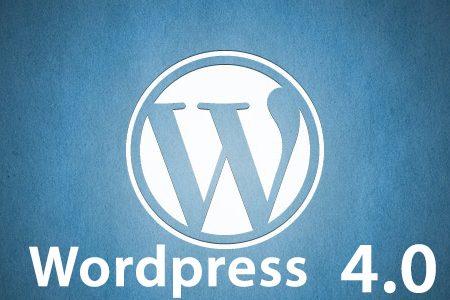 WordPress 4.0 Benny est là ! Découvrez les nouveautés !