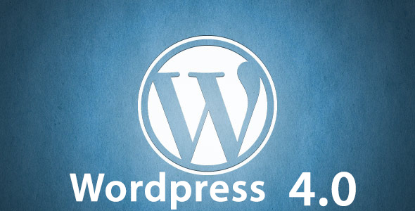 Wordpress 4-0