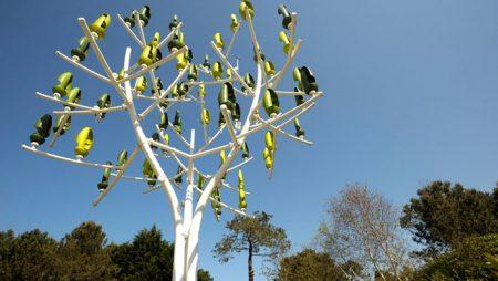 Arbre à vent New Wind : une éolienne design en forme d'arbre !