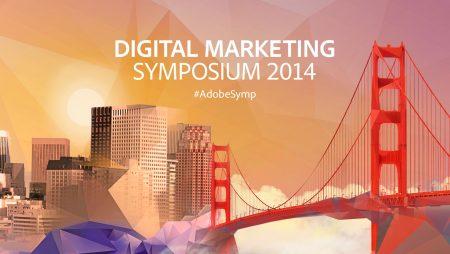 Digital Marketing Symposium : Adobe vous donne rendez-vous le 4 novembre !