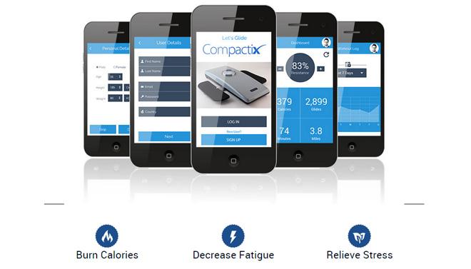 Compactix Glyder App