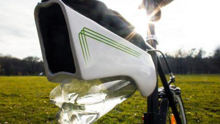 Fontus : collecter de l'eau potable en vélo grâce à l'humidité de l'air !