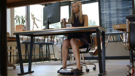 Glyder : ou comment faire du sport en travaillant au bureau !