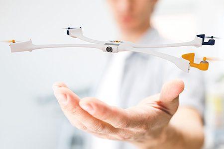 Nixie : le mini-drone portable pliable dédié aux Selfies