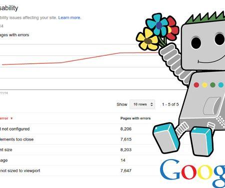 Compatibilité mobile : Google Webmaster Tools dévoile un nouvel outil d'optimisation !