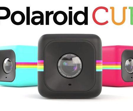 Polaroid Cube : une caméra grand angle miniature bon marché