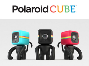 Caméra Polaroid Cube