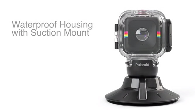 Polaroid Cube Waterproof