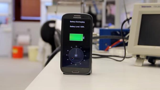 Storedot Rechargement Smartphone 30 Secondes