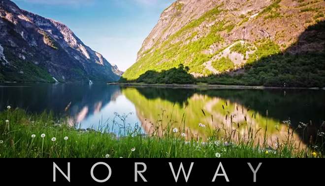 TimeLapse Norvège