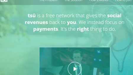 Tsu : comment s'inscrire sur le réseau social qui vous rémunère ?